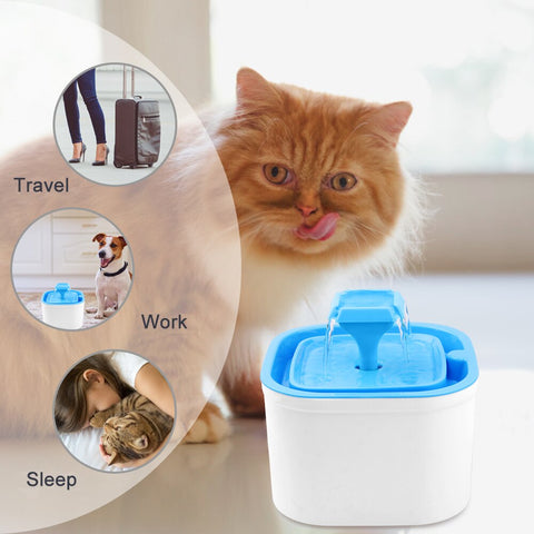 Automatic Water Fountain for Pets