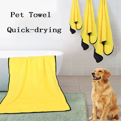Quick Drying Microfiber Bath Towel