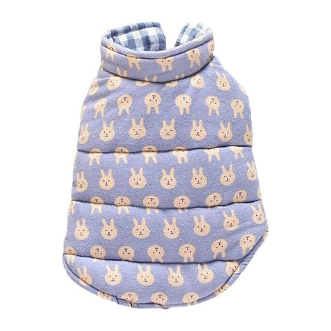 Winter Warm Small Dog Vest
