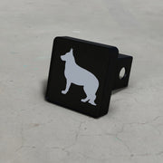 German Shepard LED Brake Hitch Cover