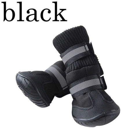 waterproof non slip dog boots