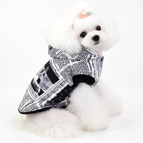 New Waterproof Winter Dog Clothes For Small Dogs