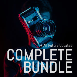 COMPLETE BUNDLE 260+ LUTS PACK
