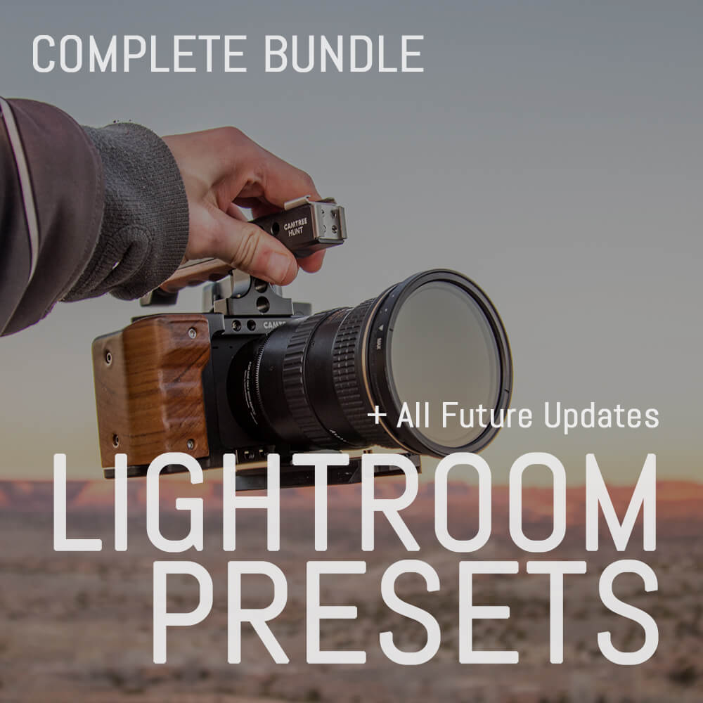 Luts pro - COMPLETE BUNDLE 230+ LIGHTROOM PRESETS PACK