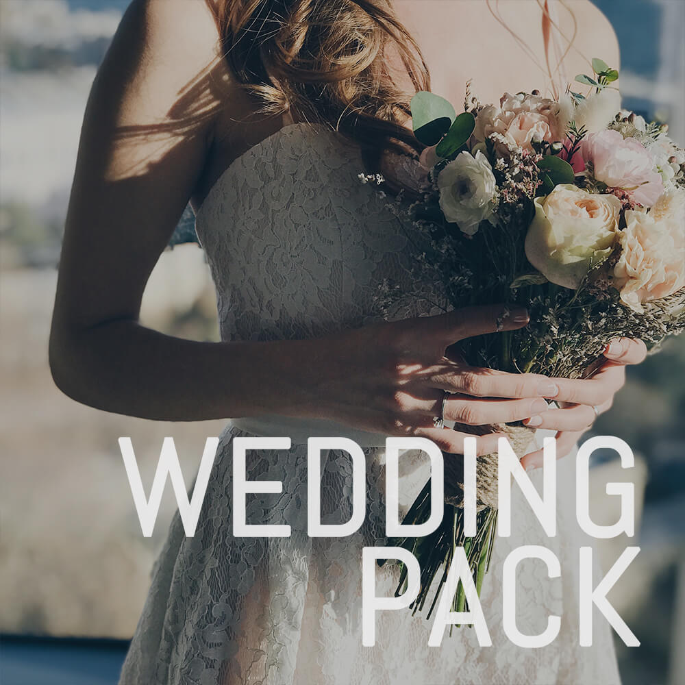 Wedding Pack - 20 LUTs