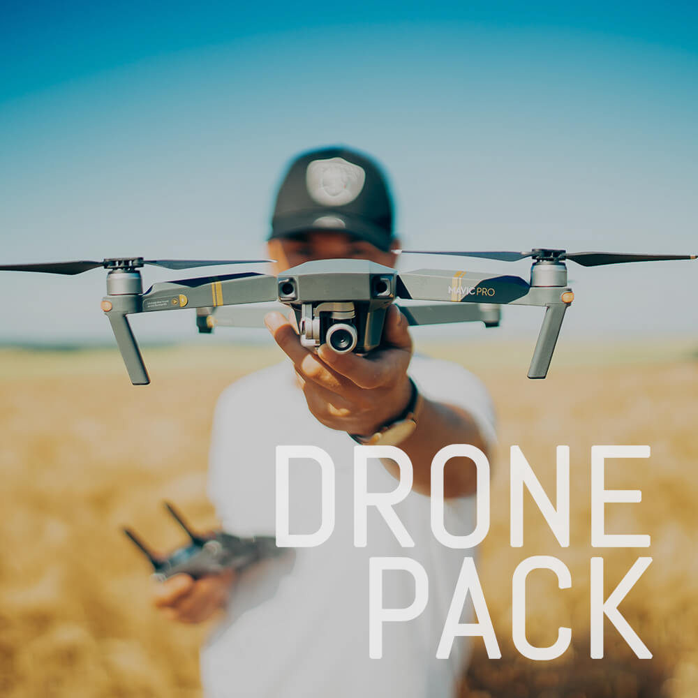 Drone Pack - 10 LUTs
