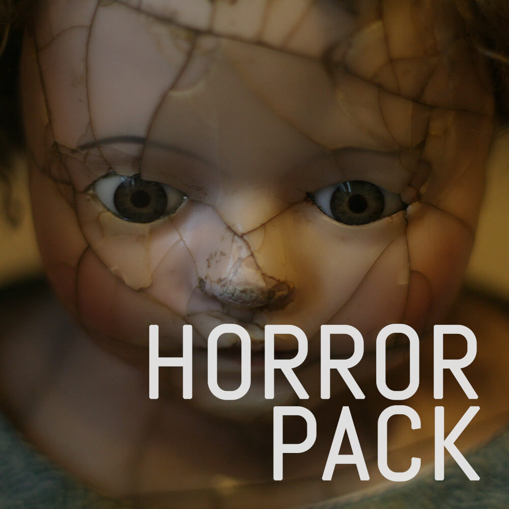 Horror Movie Pack - 20 LUTs