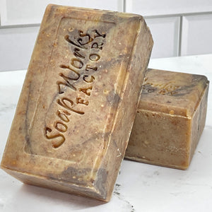 Cinnamon & Allspice Luxury Bar - Soapworks Factory