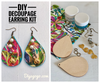 Decoupage Earring KIT