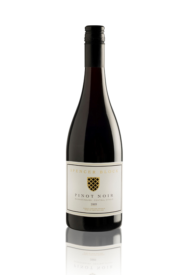 Spencer Block 'Reserve' Pinot Noir 2009