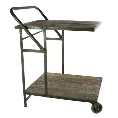 Ojai Iron Garden Trolley
