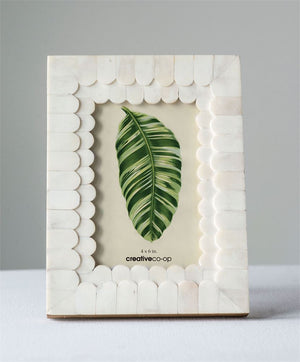 Scalloped 4x6 Frame