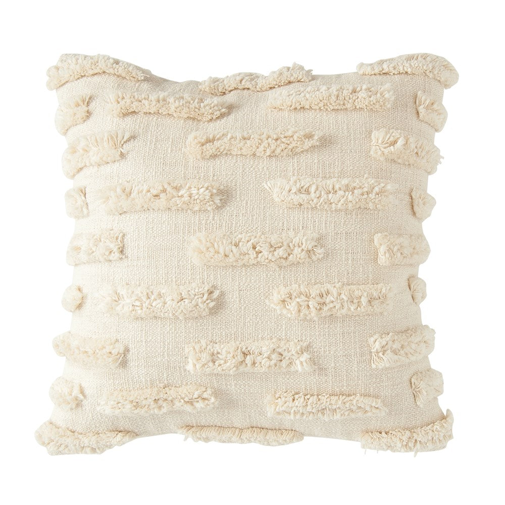 Cotton Fringe Pillow