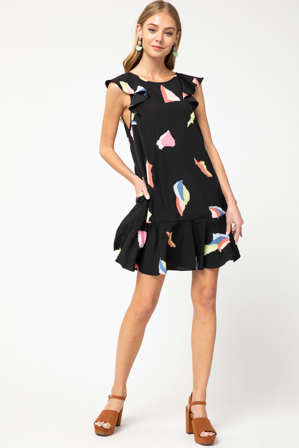 Janie Dress - Black
