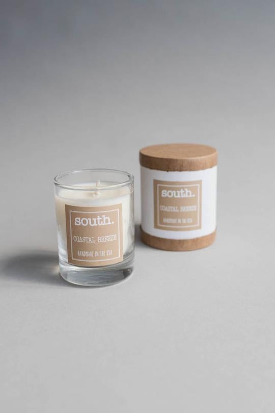 Coastal Breeze Mini Candle