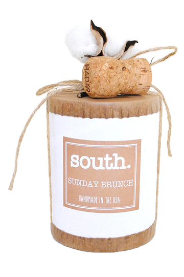 South Sunday Brunch Candle