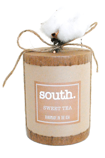 South Sweet Tea Candle