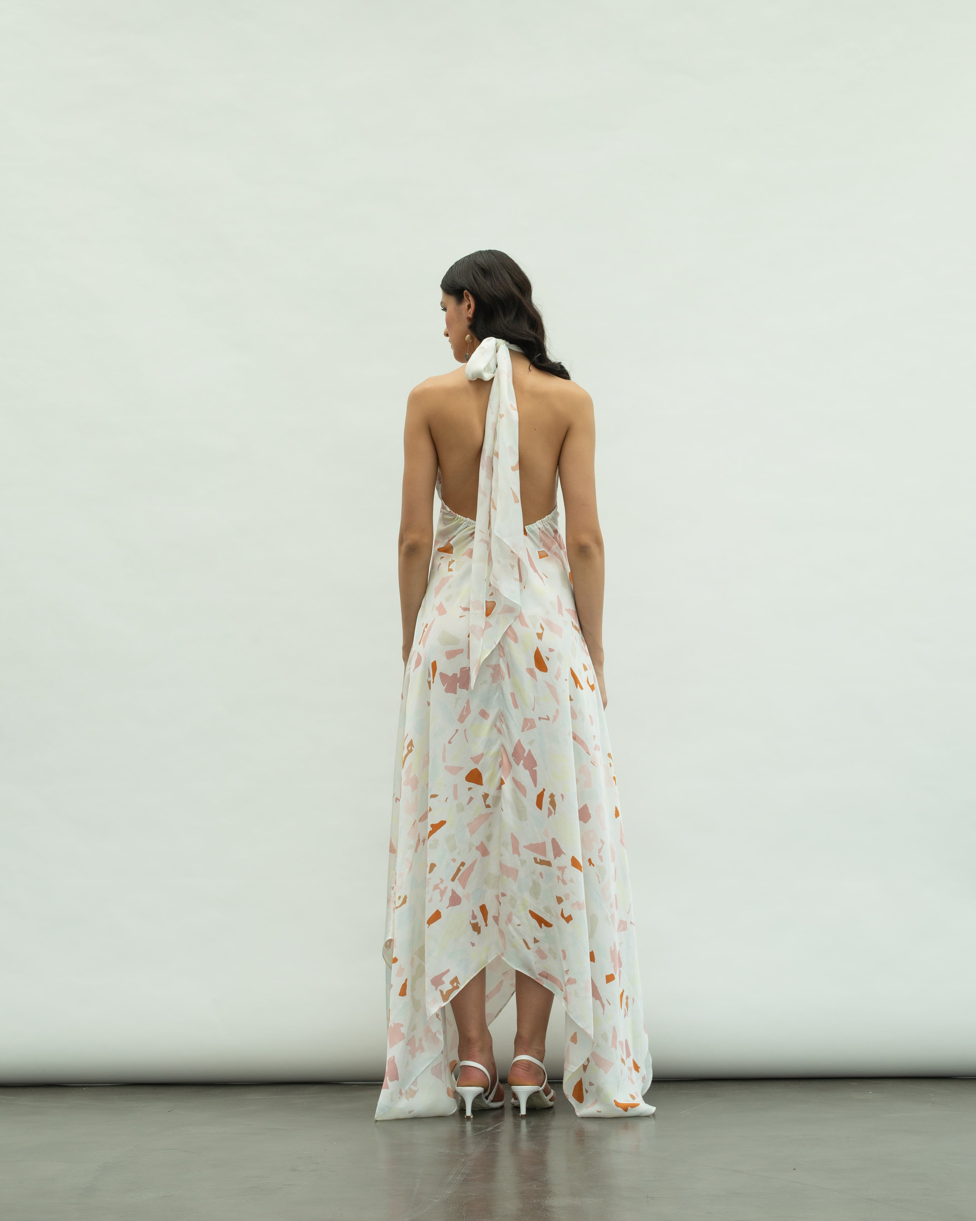 The Terrazzo Maxi Dress
