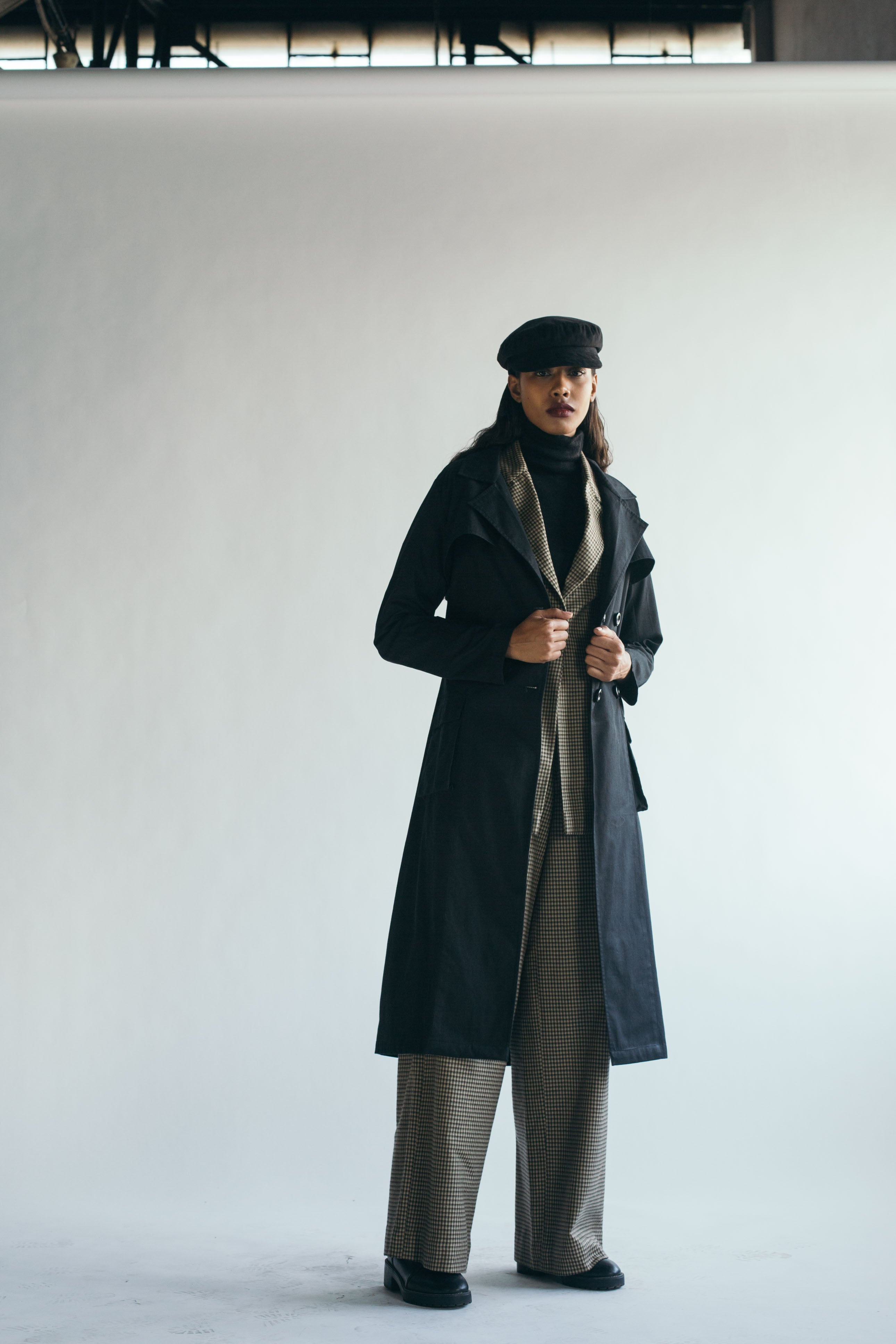 The Charcoal Trench