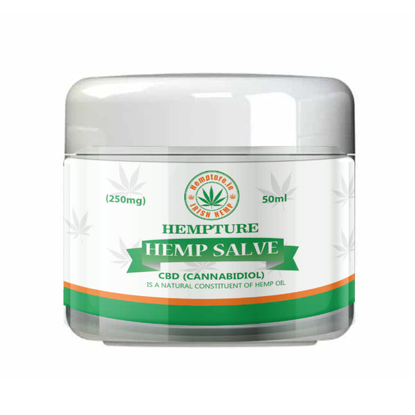 Hemp Salve Hand Cream - 250mg CBD