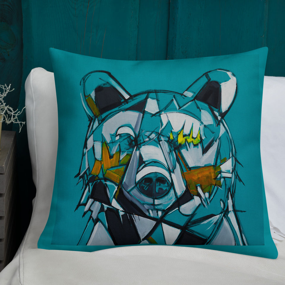 Surface Series Bear - Pillow
