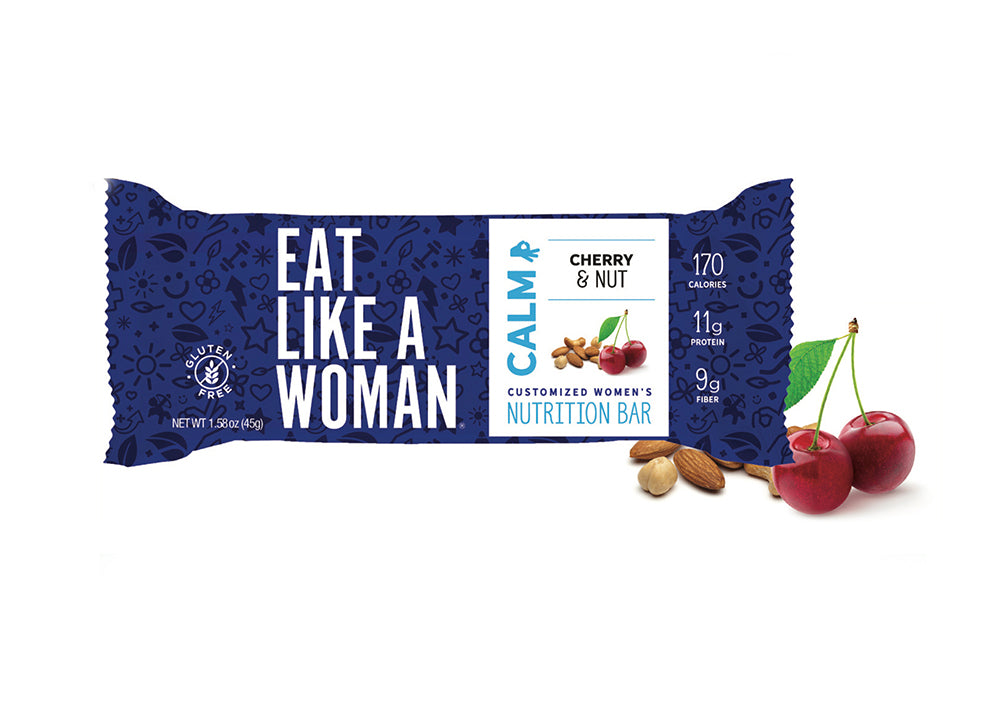 Cherry & Nut Protein Bar 12-Pack