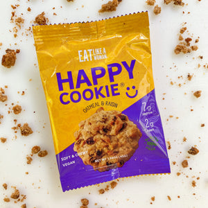 Oatmeal & Raisin  Happy Cookie® 12-Pack