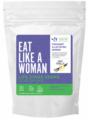 Life Stage Shake™ PREGNANT & LACTATING WOMEN Protein Powder