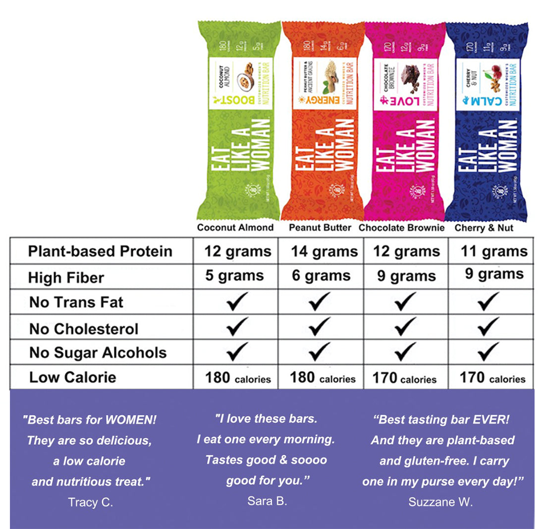 Peanut Butter & Ancient Grains, 12-Pack