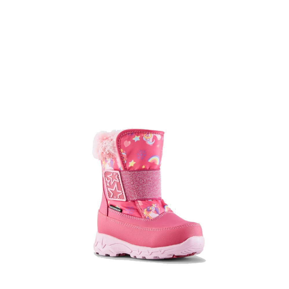 Shine Nylon Winter Boot