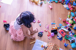 Toy overload-Why is this a problem and what can we do about it?
