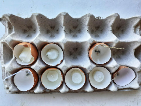 easy easter candles