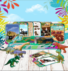 Dinosaur Adventure Activity Set