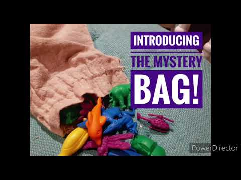 How to use your mystery bag