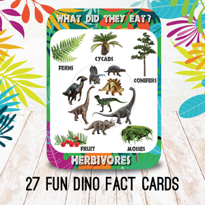 Different is good  Dinosaurs cards