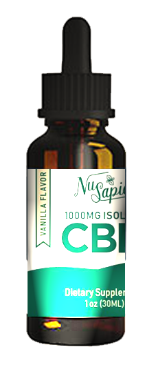Load image into Gallery viewer, VANILLA FLAVORED CBD TINCTURE (1000 MG)