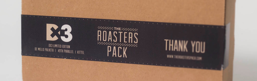 DX3 Conference Bulk Gifts of The Roasters Pack
