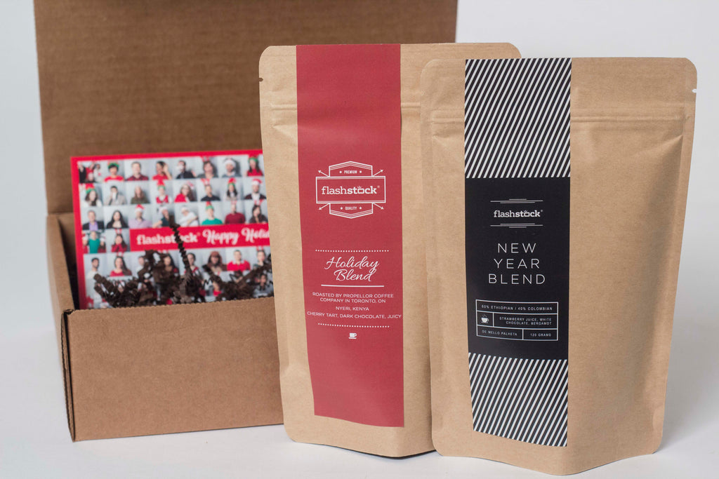 Corporate Coffee Gift for Christmas