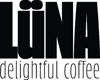 LÜNA Coffee Logo
