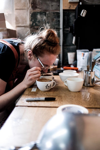 Sarah Ball Cupping - Photo Courtesy of De Mello Palheta