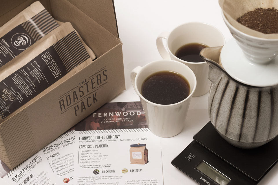 The Roasters Pack Product