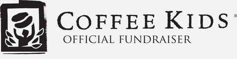 Coffee Kids Fundraising Logo
