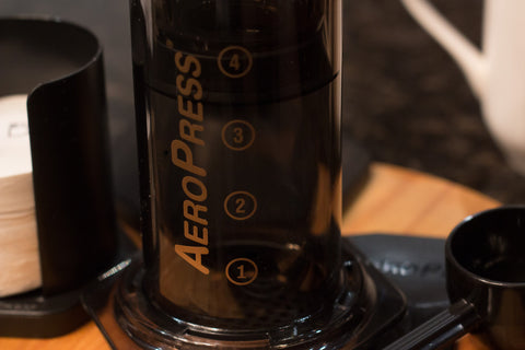 Aeropress Coffee Maker - with 350 Filters