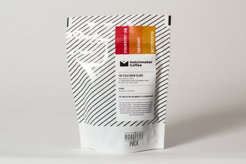 Cold Brew Bag (100g) by Matchmaker Coffee