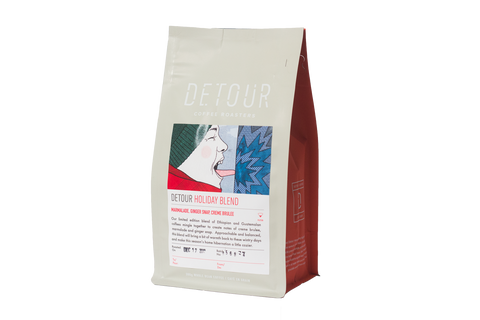 Detour Coffee Roasters (Burlington, Ontario) - Holiday Blend