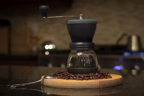 The Chemex Pourover Kit (Chemex, Filters, Skerton, Kettle & Scale)