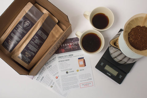 Gift The Roasters Pack (Dark Option) - January 6, 2020 Shipment