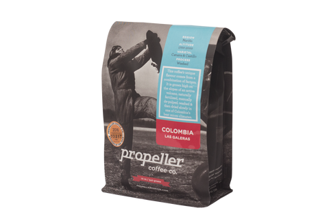Propeller Coffee Co. (Toronto, Ontario) - Colombia Las Galeras