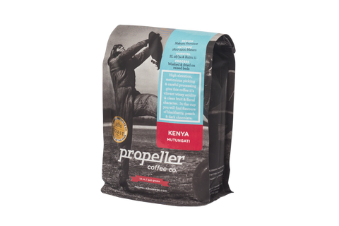 Propeller Coffee Co. (Toronto, Ontario) - Kenya Mutungati