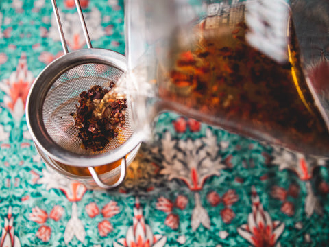 Cacao, Cascara & Rose Tisane